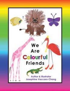 Author Visit-Josephine Vaccaro Chang