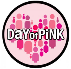 Pink/Civvies Day Feb 22