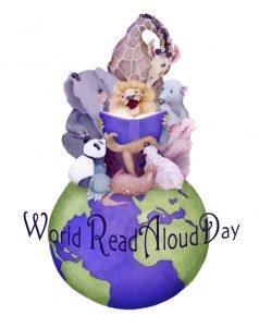 World Read Aloud Day Feb 16