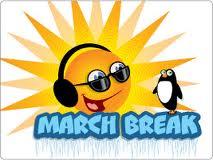 March Break 2017