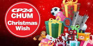 CP24 CHUM Christmas Wish Toy Drive 2018