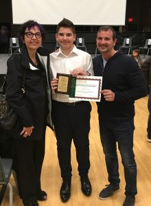 Congratulations Adrian C.!