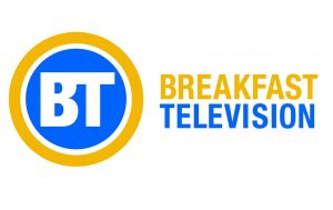 BT Media and Film Club Airs on Breakfast Television